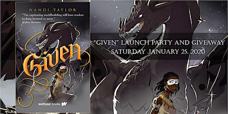 """Given"" Book Launch tickets"