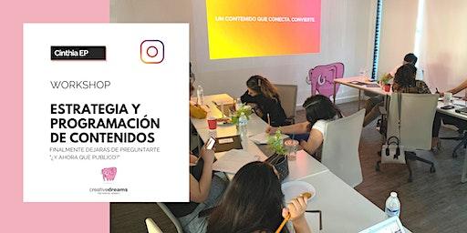 Diseña tu estrategia y programa tus contenidos de Instagram
