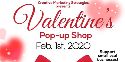 Valentine's Day Pop-up Shop