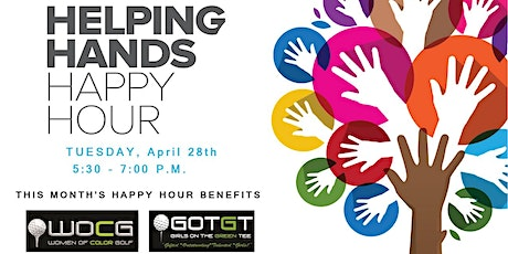 Women of Color Golf Helping Hands Happy Hour tickets