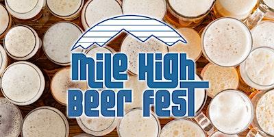 2020 Mile High Beer Fest