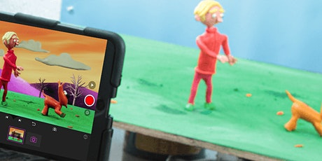 Stop Motion Fun 1/2 (7-10yrs) tickets