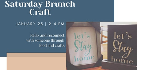 Saturday Brunch Craft tickets