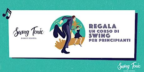 Regala un Corso di swing per principianti al Vomero biglietti