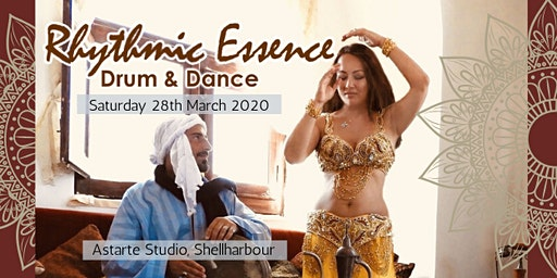 Rhythmic Essence Drum and Dance Workshop and DJ Dance Party