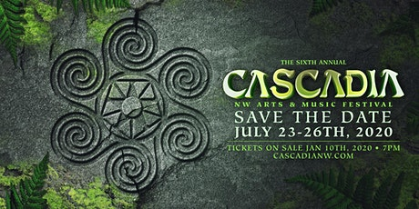 Cascadia NW Arts & Music Festival tickets