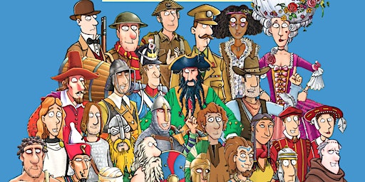Horrible Histories 3/4 BRITAIN I (7-10 yrs)