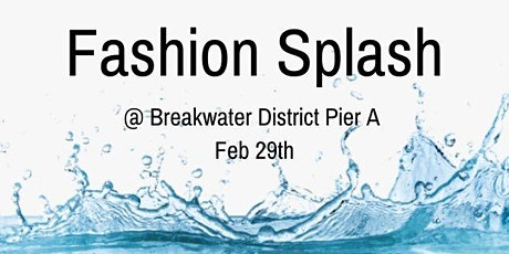 Fashion Splash 2020 tickets