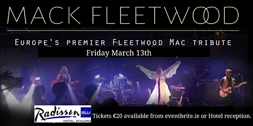 Mack Fleetwood Radisson Blu Athlone