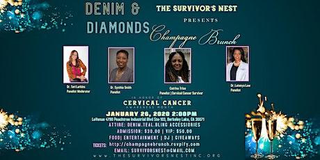 Denim and Diamonds Champagne Brunch tickets