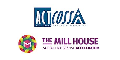 ACT Social Enterprise Peer Network - 20 Oct 2020 tickets