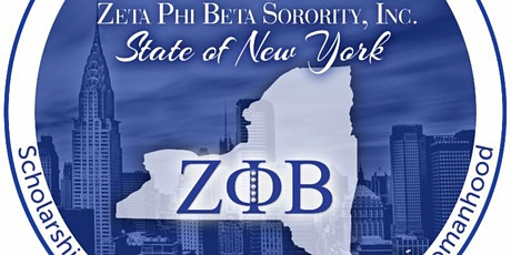 Zeta Phi Beta Sorority, Inc., NYS, Black & Latino Legislative Caucus 2020 tickets