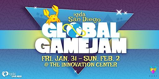 Global Game Jam 2020 San Diego