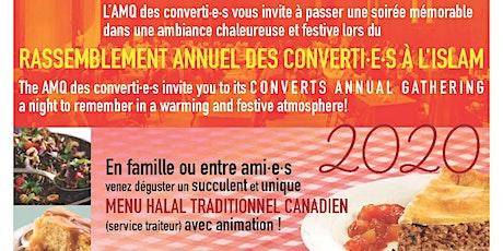 Rassemblement annuel des converti.e.s / Annual Reverts Gathering tickets