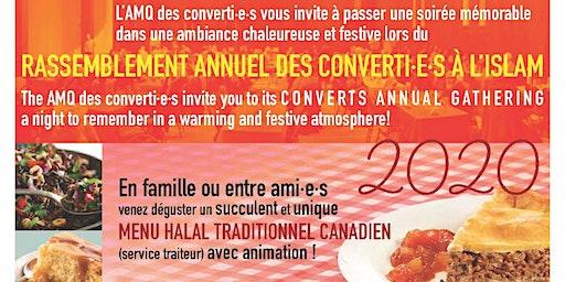 Rassemblement annuel des converti.e.s / Annual Reverts Gathering