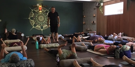 Total Body Integration© and Yoga Immersion Workshop with David Fitzgerald