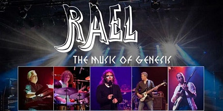 RAEL: The Music of Genesis & Peter Gabriel tickets
