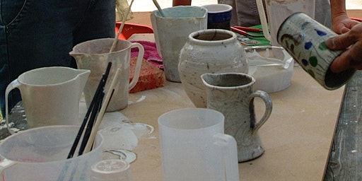 Glazing Ceramics