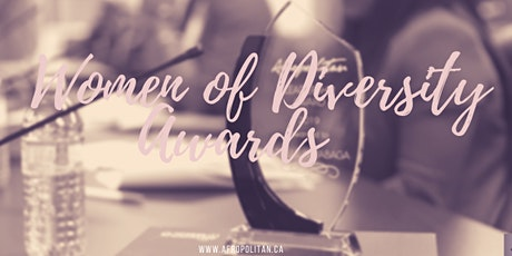 Women of Diversity Summit and Awards tickets