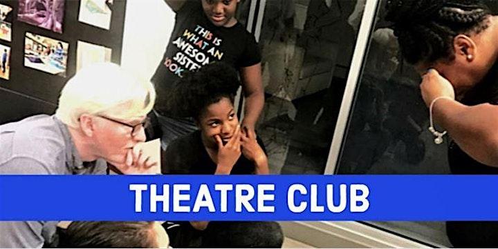 POSTPONED: Drama/Theatre Club | Wednesdays image