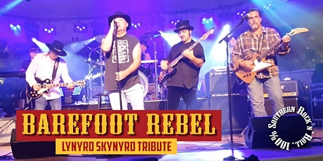 Barefoot Rebel - Lynyrd Skynyrd Tribute tickets