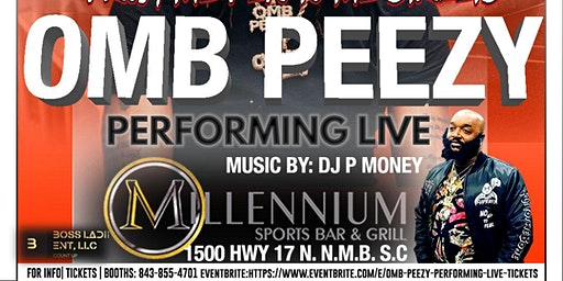 OMB PEEZY PERFORMING LIVE