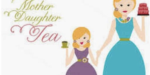 Mother/Daughter Tea Party #1