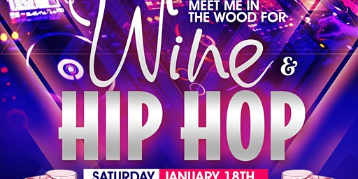 Wine and Hiphop Pairing