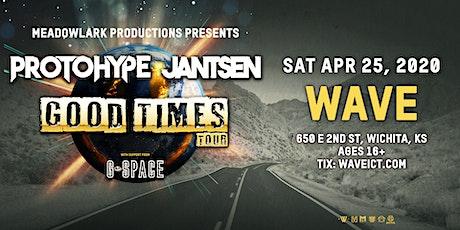 Protohype & Jantsen Protohype Tour tickets