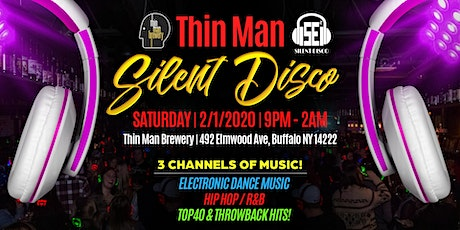 Thin Man Brewery Silent Disco tickets