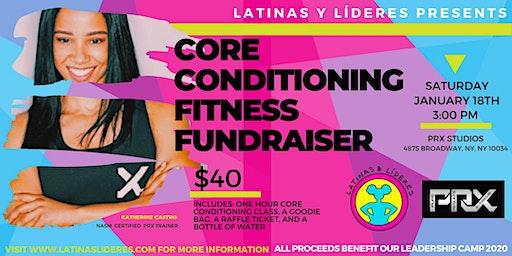 Latinas & Líderes Fitness Fun Fundraiser!