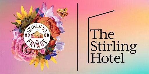 Stirling Hotel + Stirling Fringe: Gobby