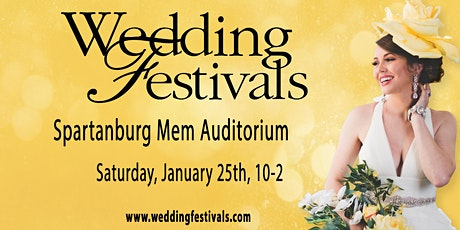 Spartanburg 2020 Wedding Festivals tickets