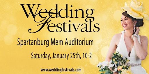 Spartanburg 2020 Wedding Festivals