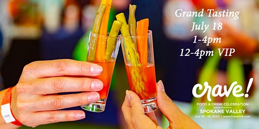 2020 Crave! Grand Tasting