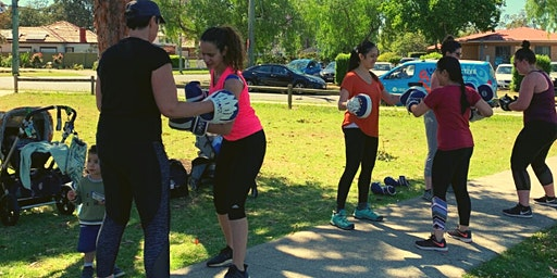 Active Parramatta Van - FREE Mums N Bubs Fitness - Newington - Wednesdays - Term 1, 2020