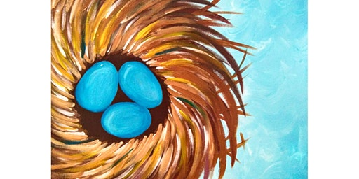 May 10th Sip and Paint Class
