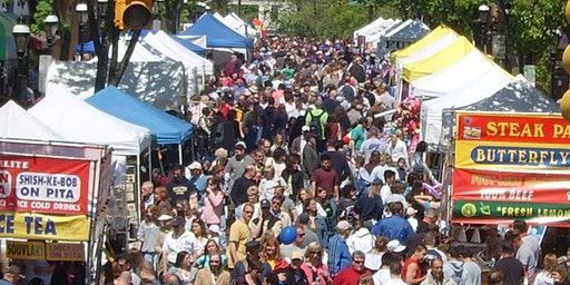 Red Bank Street Fair & Craft Show