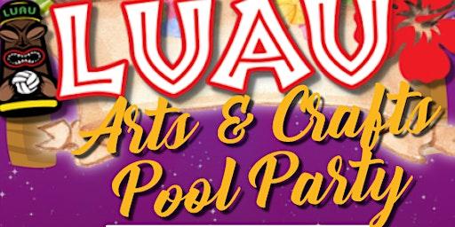 LUAU Pool Party - Springsure