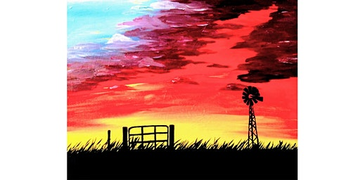 April 25th Sip and Paint Class