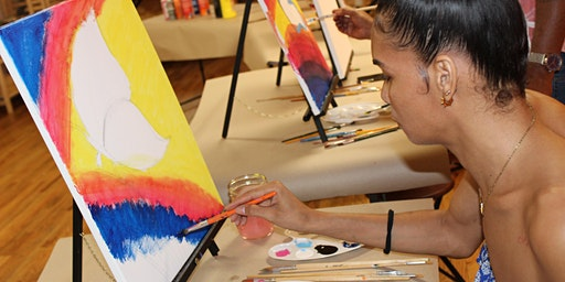 New York Ny Sip And Paint Events Eventbrite