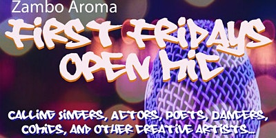 First Fridays Open Mic