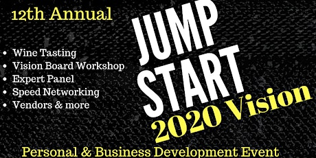 JumpStart 2020 Vision  Join the #winnerscircle and change your life! tickets