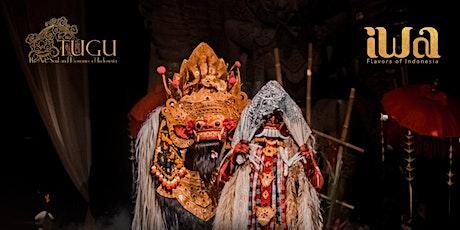 CULTURAL EVENING - ANCIENT DANCES OF BALI tickets