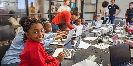 Black Girls CODE Los Angeles Chapter Presents - Build a Webpage in a Day!