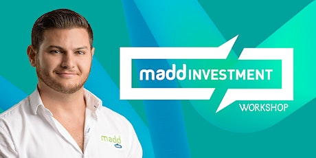 Madd Investment Workshop tickets