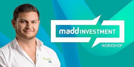 Madd Investment Workshop tickets