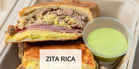 FOOD POP-UP: Zita Rica tickets
