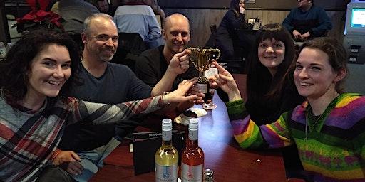 Tremendous Trivia Wednesdays at McCracken Station Pub, Kamloops!