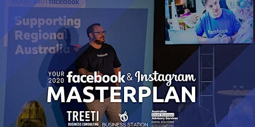 Your 2020 Facebook & Instagram Masterplan presented by a Facebook Trainer & Digital Marketing Associate [Webinar]